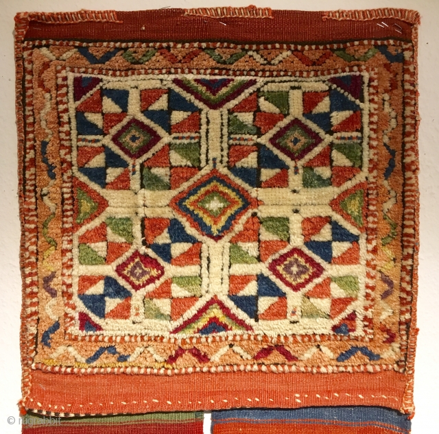 Anatolian doublebag in mint condition
