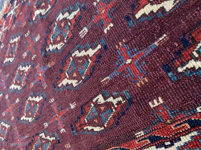 Turkmen yomut group chuval , #karlsruhe #suedliche_waldstrasse #antiquerugs #antiquekilim #islamicart #interiordesign #decoratifart #decoration #luxury #macallan #breguet #boucheron #riva #ferragamo #lovely #rich #caucusus #halimagazine #turkish #persian #handcrafted #tribal #suzani #uniqueart #rare #tappetiantichi #sartorino