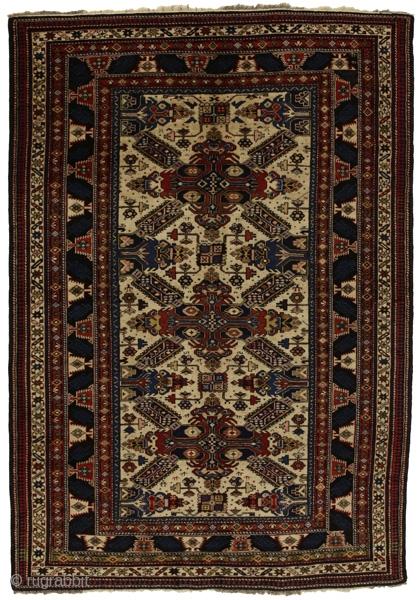 Antique Caucasian Kuba Carpet. More info here https://www.carpetu2.com