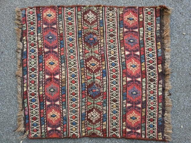 NW Persian Sumakh bagface