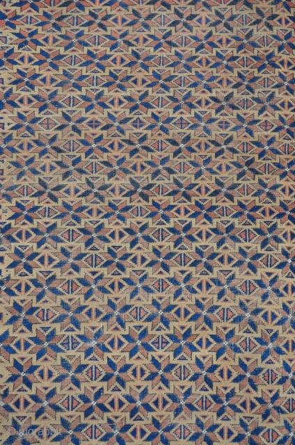 Baluch with star field. 106 x 165 cm