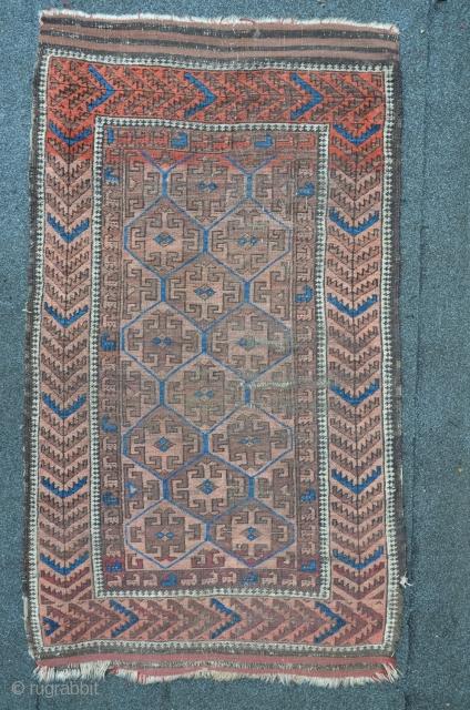 Baluch, 90 x 156 cm