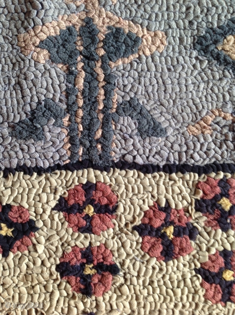 American Hooked Rug