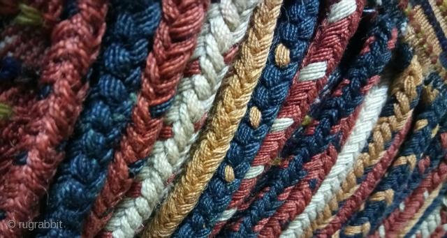 Qashqai jajim, excellent material and colors