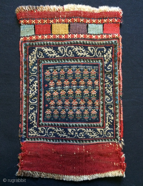 Shahsavan Small bag face 18x17cm