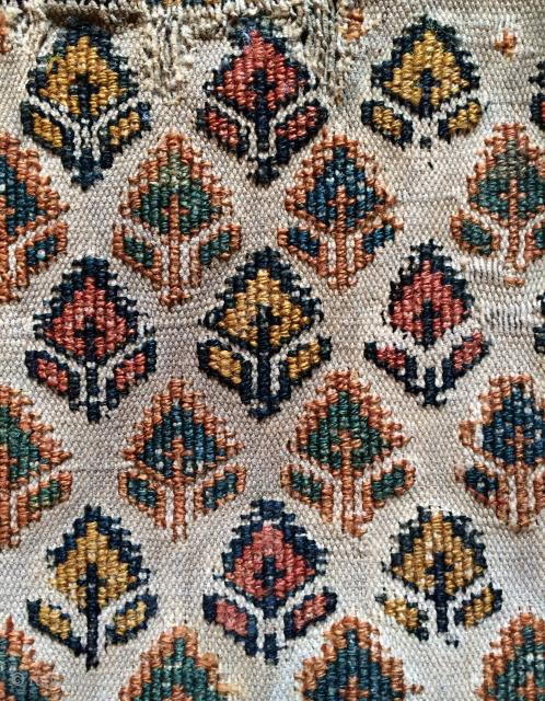 Shahsavan saddle bag size 23x22cm 23x21cm