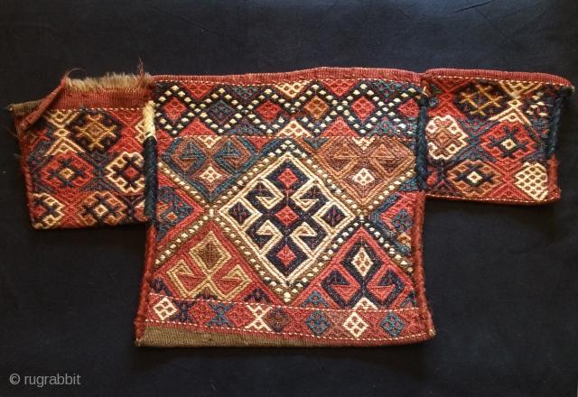 Shahsevan big bag size 35x35cm small bags 18x18cm