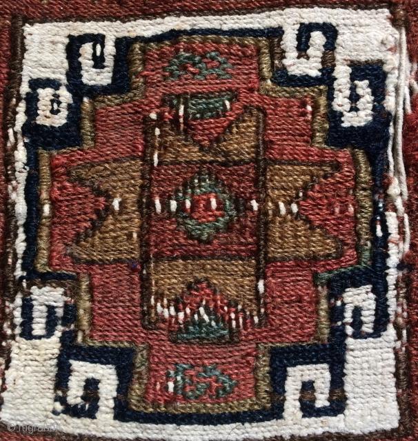Small Shahsavan bag face size 20x21cm