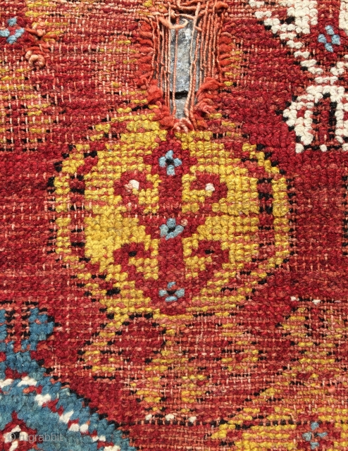 West Anatolian carpet 1780 or 1800s