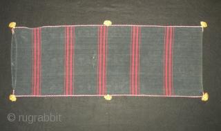 Womann`s apron, Bulgaria 40x109 cm