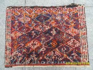 Antique Sahsavan Bagface size: 50x65