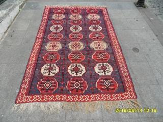 Anatolian Kilim size: 235x150 cm.