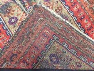 Antique East Anatolian Prayer Rug