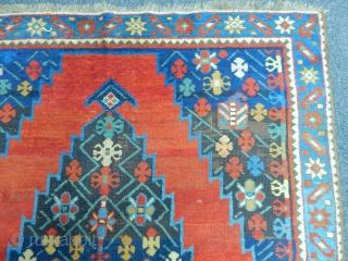 Antique Karabag Rug
