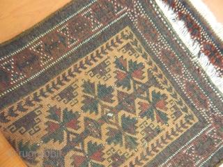 Antique Baluch Balısh  Size.80x42cm