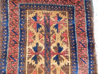 Antique Baluch Balısh size.92x47cm
