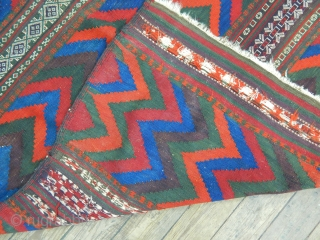 Antique Baluch Kilim