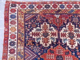 Antique Khamse Rug