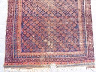 Antique Doctorgazi Baluch  size.130x100cm