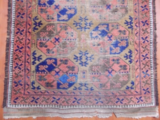 Antique Balucg Rug