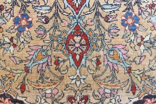ANTIQUE ORIGINAL FINEST ANTIQUE 143cm x 235cm Isfahan, 2k