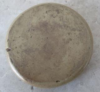 Old Shi'ia Praying Tablet (Turba). 6 cms x 1 cm.