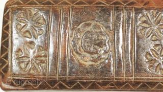 Indian Spice box. Circa 1930s. Great patina.