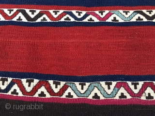 Turkey. Eastern Anatolia. Go back 100 to 120 years circa. One of the biggest tribal groups in the Reyhanli confederation were the Sinanli. They were great dyers and weavers. Their colors are  ...