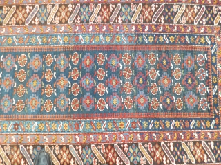 Caucasian Shirwan CI-CI  1900 circa cm 125x190 cm good conditions