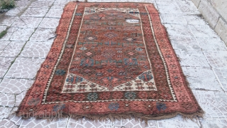 East Anatolian Kağızman rug Size =215*130