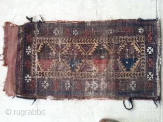 very old Beluch long bag £90.