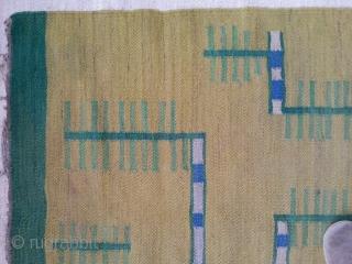 Polish Kelim.Bauhaus Tree of Life 140x85cm££