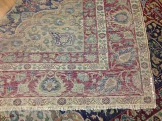 Old Türkish Carpet 420 x 280 cm Good Condition