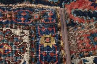 Ancient caucasian or persian runner.  Inquire for more photos