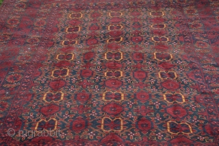 Beshir carpet 3,53 X 2,67 m , actually in Switzerland.