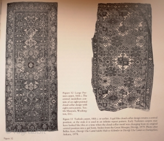 Shahsavan pile mafrash short side panel, Late 19th Century. All great natural colors. Soft wool and powerful main quatrefoil medallion very similar to the cloud collar medallions explained in Mackie and Thompson's  ...