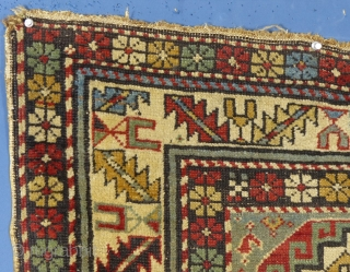 Caucasian Moghan or Shirvan(?),c.1875-1900,