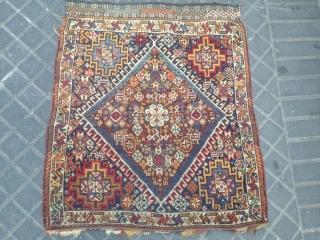 2 Qashqai Shiraz size: 80x70-cm please ask