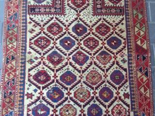 Caucasian prayer antiqe mint condishen size:156x94-cm ask