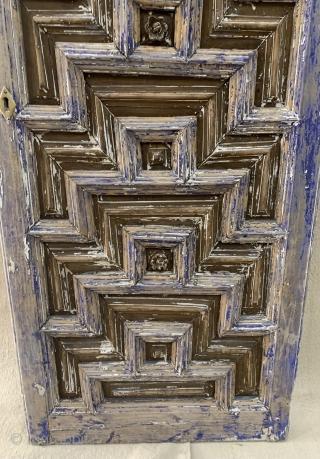 antique door Karapınar(konya) size 129&54 cm
