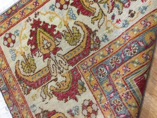 Sivas prayer rug in very good condition