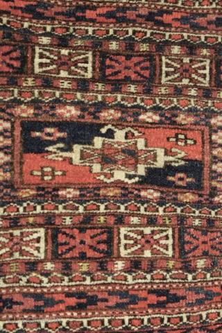 Sweet Torba Turkestan circa 1910/20 Size 1.05 x 0.27