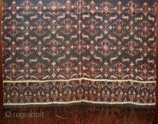 Flores sémba men's shouldercloth
