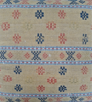 Scanian pillow, 19th century, in great condition 21in by 21in