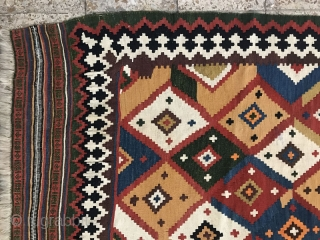 Sw Persia kilim,Size:288x158 cm,