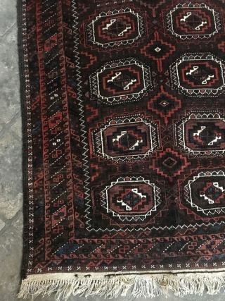 Baluch rug,,Size:205X105 cm,