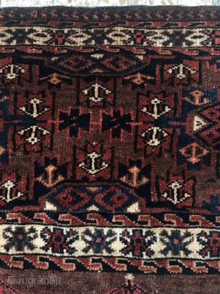 pair Turkmen turba,Size:87x40 cm