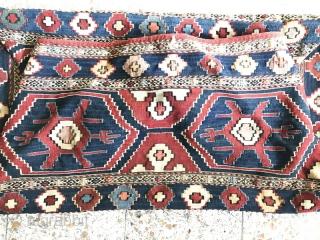 Shahsavan hamamlu mafrash in perfect condition,Size:95x46x46 cm