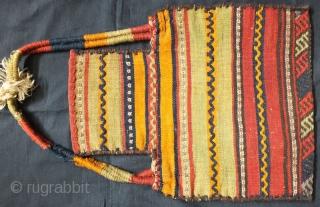 Sanjabi saltbag in fine condition