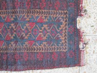 Baluch balisht,Size:98x47 cm